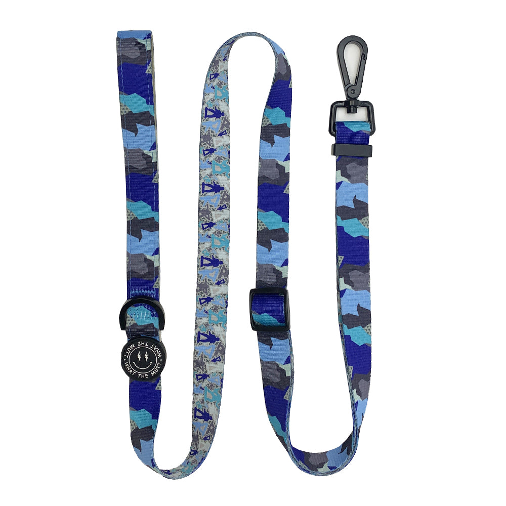 Adjustable Leash – Camo Squad