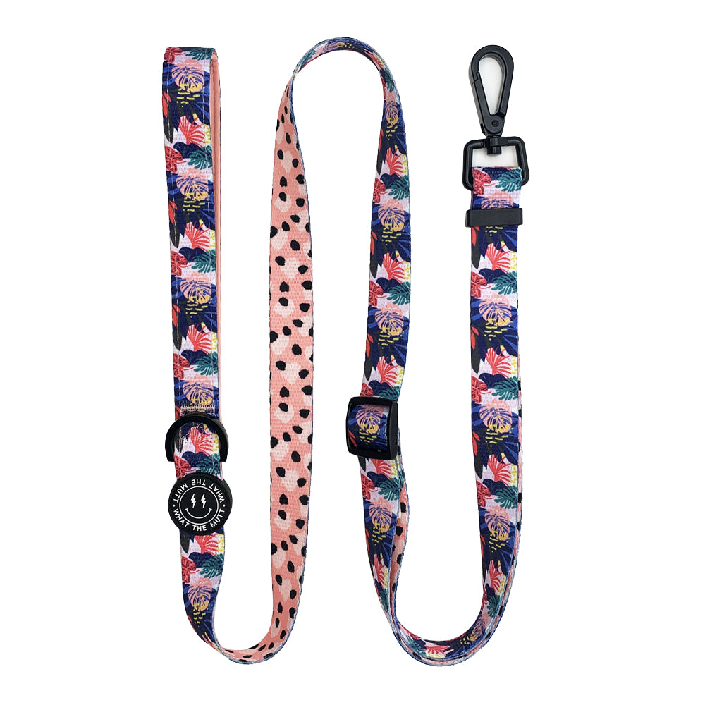 Adjustable Leash – Forest Trail