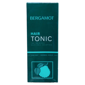 Bergamot Hair Tonic Reduces Hair Loss for Dry to Normal Hair 100ml - Asian Beauty Supply