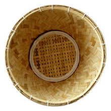 Load image into Gallery viewer, Bamboo Sticky Rice Steamer Set with Reed Serving Basket and Aluminum Pot - Asian Beauty Supply
