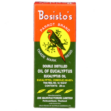 Load image into Gallery viewer, Bosisto's Parrot Brand Double Distilled 100% Eucalyptus Oil 28ml - Asian Beauty Supply