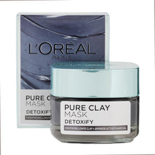 Load image into Gallery viewer, L'Oreal Paris Pure Clay Mask Detoxify 50 grams - Asian Beauty Supply