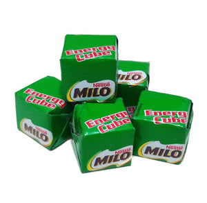 Nestle Milo Energy Cubes Choco Milo from Nigeria 275g