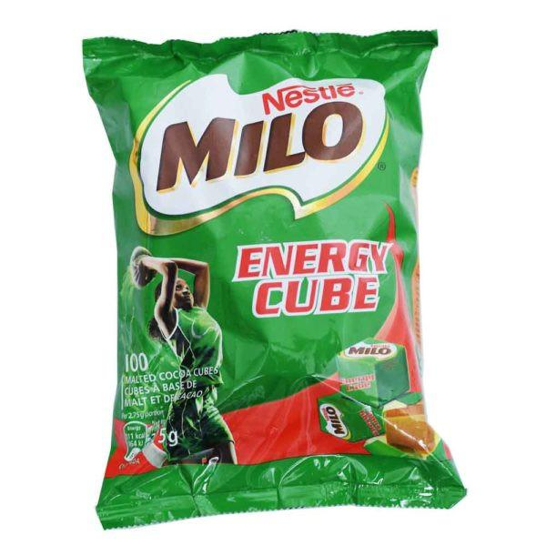 Nestle Milo Energy Cubes Choco Milo from Nigeria 275g - Asian Beauty Supply