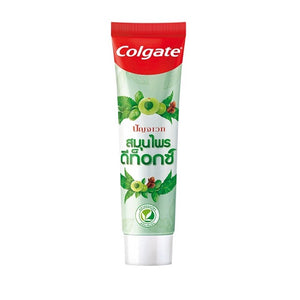 Colgate Panjaved Herbal Detox Toothpaste 120g Pack of 2 - Asian Beauty Supply