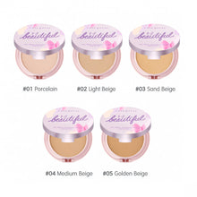 Load image into Gallery viewer, Cute Press 1-2 Beautiful Airy Matte Foundation Powder - Asian Beauty Supply