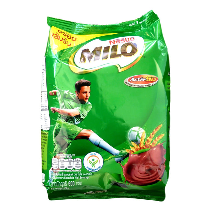 Nestle Milo Instant Beverage Mix 600g