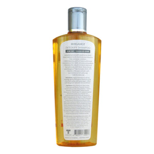Bergamot Detoxify Shampoo pH Balanced for Dry and Damaged Hair 200ml