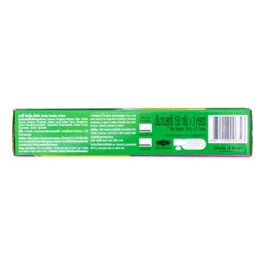 Darlie Double Action Toothpaste Two Mint Powers 160 grams Pack of 3 - Asian Beauty Supply