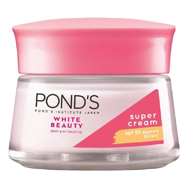 Pond's White Beauty Super Day Cream SPF 30 Dewy 50 grams - Asian Beauty Supply