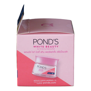 Pond's White Beauty Sleeping Mask Hyaluronic Acid 50 grams - Asian Beauty Supply