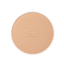 Load image into Gallery viewer, BSC Cosmetology White Pink BB Powder Foundation SPF 30 Shade C2 Medium - Asian Beauty Supply