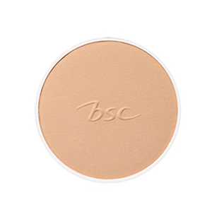 BSC Cosmetology White Pink BB Powder Foundation SPF 30 Shade C2 Medium - Asian Beauty Supply