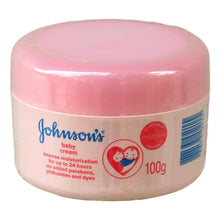 Load image into Gallery viewer, Johnson's Baby Cream 100 grams