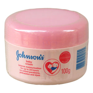 Johnson's Baby Cream 100 grams