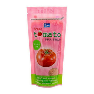Yoko Fresh Tomato Spa Salt 300g - Asian Beauty Supply