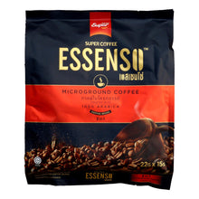 Load image into Gallery viewer, Super Coffee Essenso Microground Arabica Instant 3 in 1 Coffee 15 Sachets