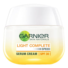 Load image into Gallery viewer, Garnier Light Complete Whitening Serum Day Cream SPF 30 50g - Asian Beauty Supply