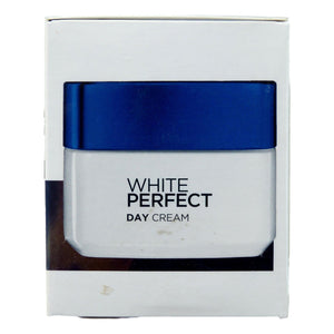 L'Oreal White Perfect Day Cream Tourmaline Skin Whitening SPF 17 50ml - Asian Beauty Supply