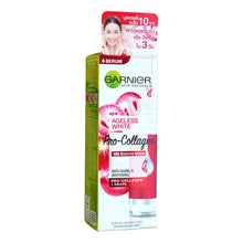 Load image into Gallery viewer, Garnier Ageless White Super Essence Anti Aging Whitening Collagen Serum 30ml - Asian Beauty Supply