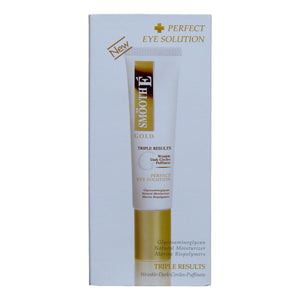 Smooth E Gold Perfect Eye Solution Anti Wrinkle Dark Circles Puffiness 15ml