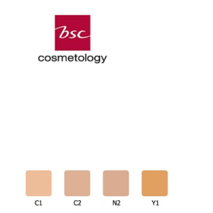 BSC Cosmetology Collawhite Cake Powder Foundation SPF 30 Shade C2 Medium - Asian Beauty Supply
