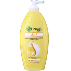 Garnier Light Skin Whitening Moisturizing Milk Body Lotion 400ml