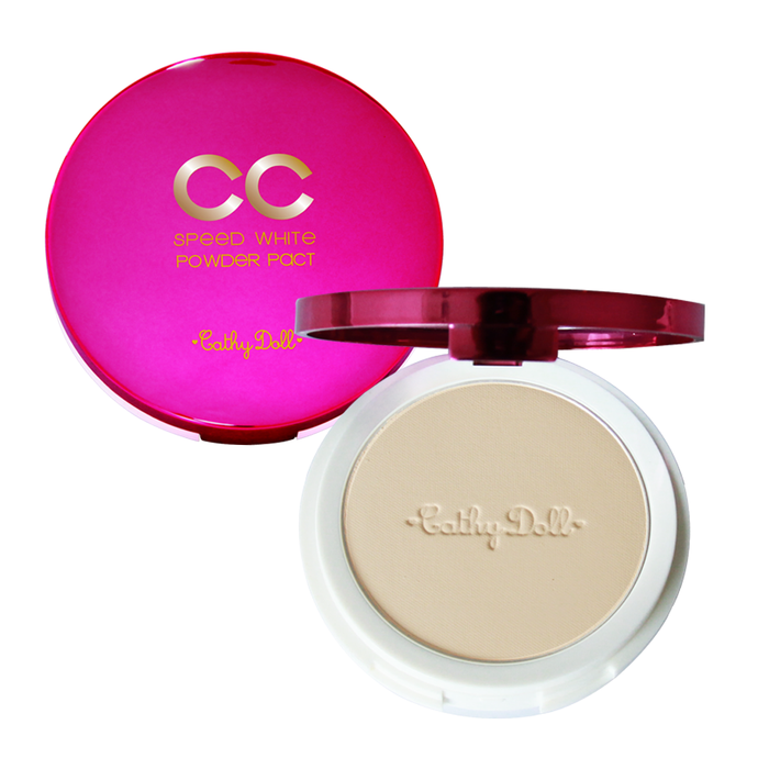 Cathy Doll CC Speed White Powder Pact SPF 40 Compact Powder 12g