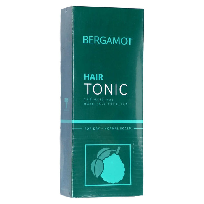 Bergamot Hair Tonic Reduces Hair Loss for Dry to Normal Hair 200ml - Asian Beauty Supply