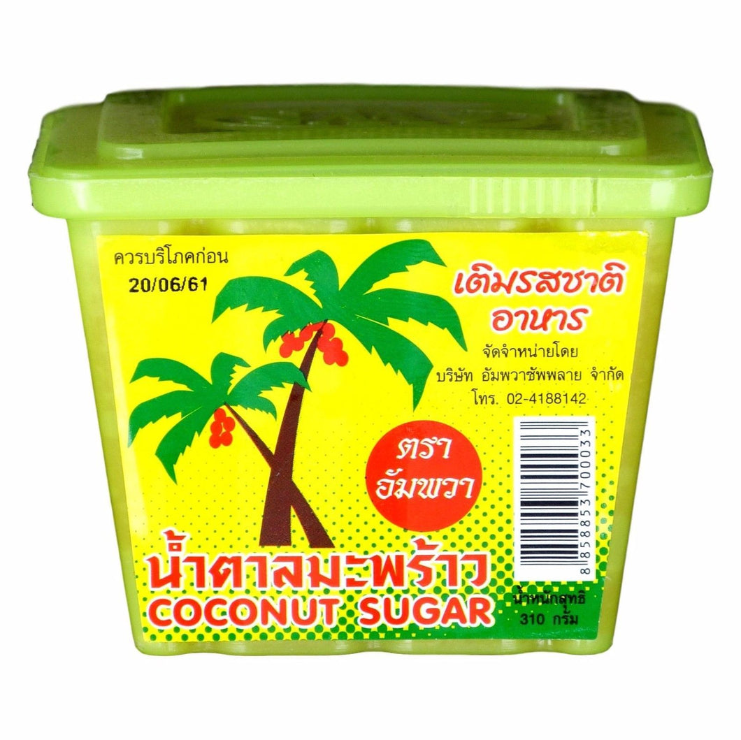 Thai Ampawa Coconut Palm Sugar 310 grams - Asian Beauty Supply