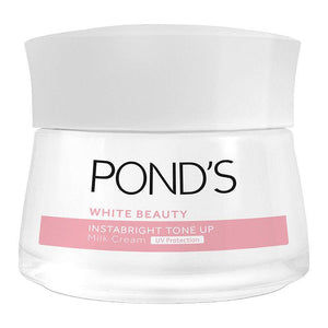 Pond's White Beauty Instabright Tone Up Milk Cream 50 grams