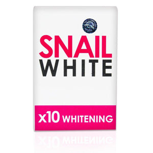 Snail White Skin Whitening Glutathione Soap 70 grams Pack of 4