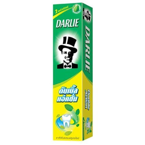 Darlie Double Action Toothpaste Two Mint Powers Spearmint and Peppermint 170g