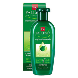 BSC Falless Hair Reviving Shampoo for Normal to Oily Hair Kaffir Lime 180ml - Asian Beauty Supply