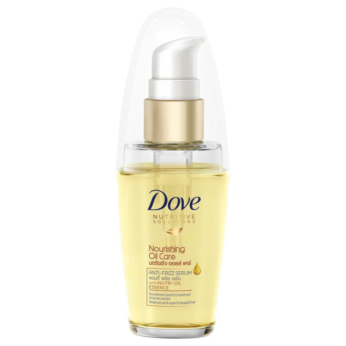 Dove Nourishing Oil Care Anti Frizz Hair Fall Rescue Serum 40ml