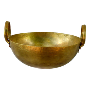 Handmade Thai Brass Wok - Asian Beauty Supply
