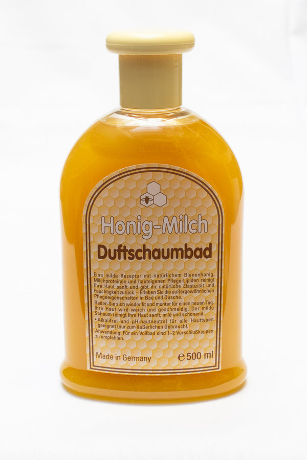 Honig-Milch-Duftschaumbad