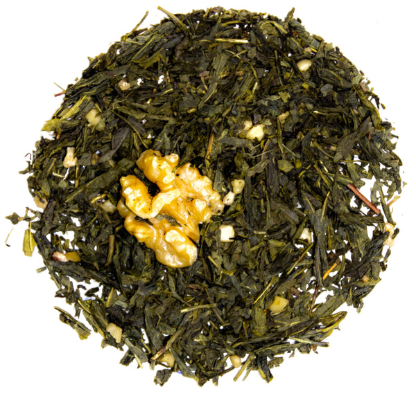 Sencha Maple Walnuss