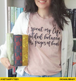Pages of Books T-Shirt