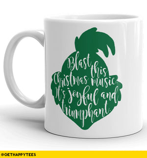 Grinchmas Mug - Get Happy Tees