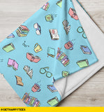 Bookish Throw Blanket