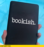 Bookish Decal - Get Happy Tees