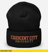 Crescent City Uni Beanie