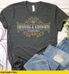 Cresswell & Wadsworth Investigations T-Shirt - Get Happy Tees