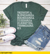 Dinosaurs T-Shirt - Get Happy Tees
