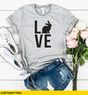 Love Bunnies T-Shirt - Get Happy Tees