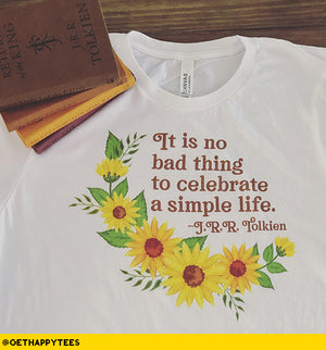 No Bad Thing T-Shirt - Get Happy Tees