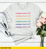 Reading Is Fun-damental Drag Edition T-Shirt