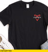 Shadowhunter Embroidered Tee
