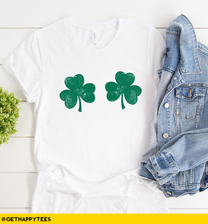 Shake Your Shamrocks T-Shirt - Get Happy Tees